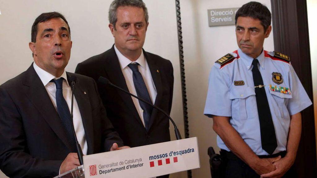 """El director de Mossos dice que las policías están para """"garantizar derechos"""" y no impedirlos"""