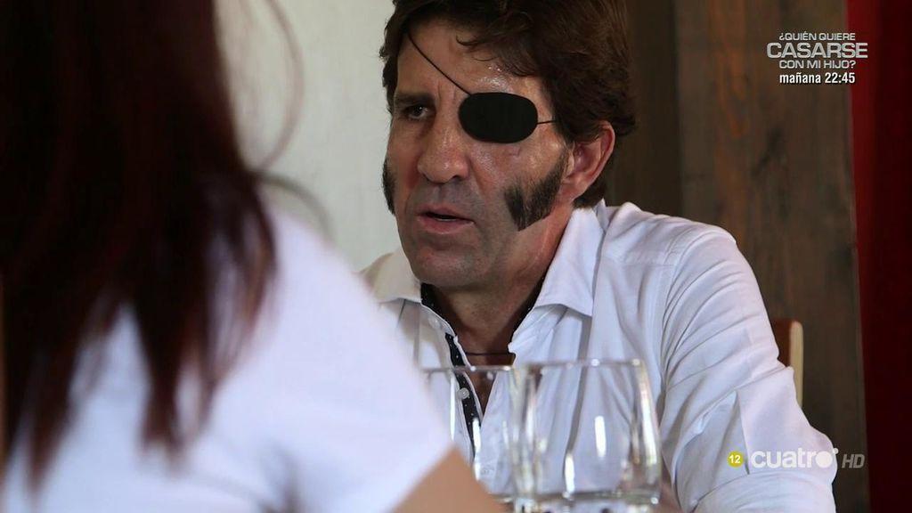 """El torero Juan José Padilla, molesto con Laura: """"Yo no soy un torturador"""""""