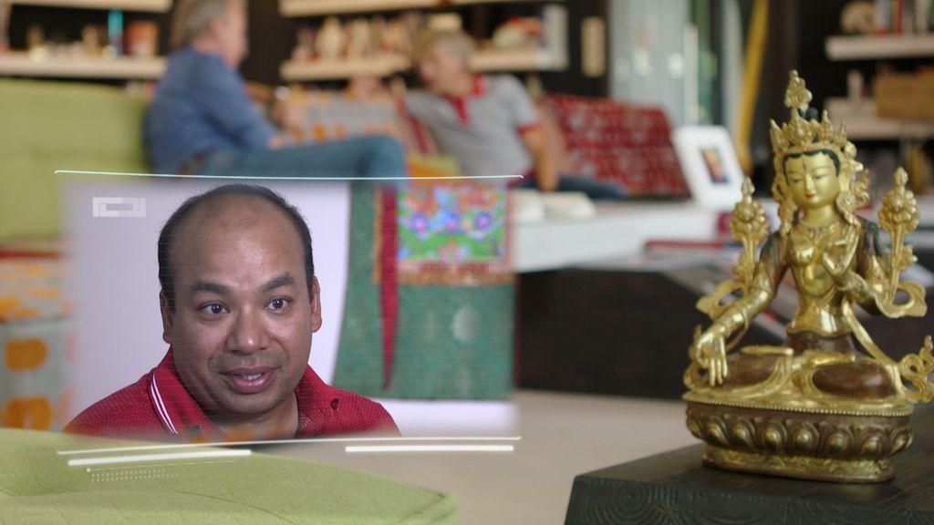 """Ganesh, Suresh y Sundari : """"Nunca sabremos cómo agradecérselo"""""""