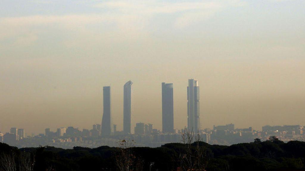 El Ayuntamiento de Madrid activa el protocolo por contaminación y se limita la velocidad en la M-30