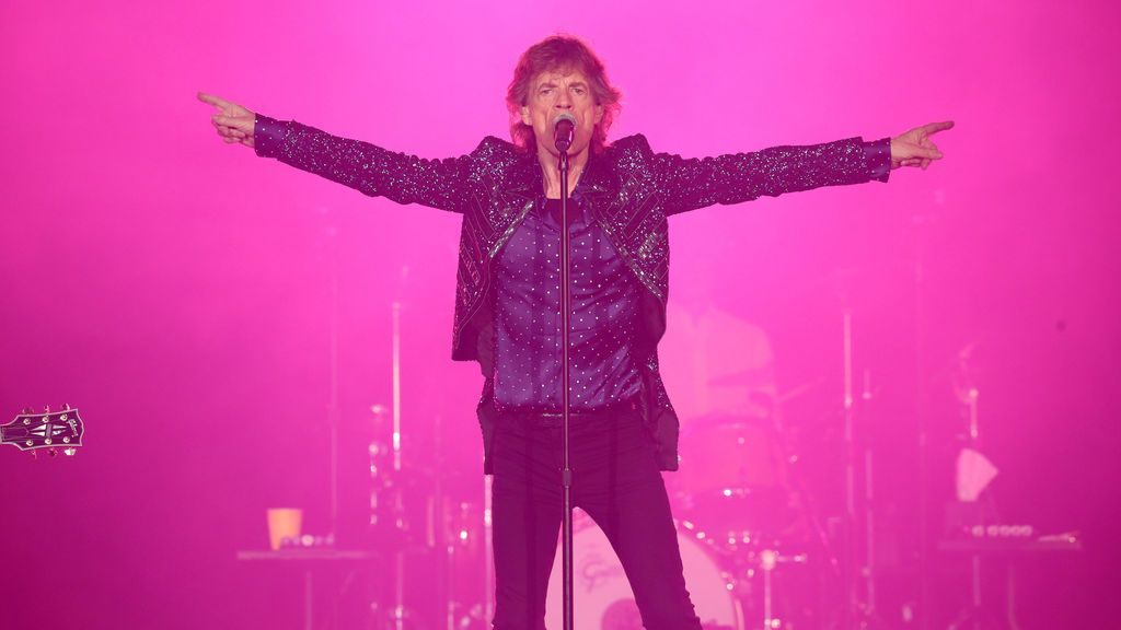 The Rolling Stones conquistan Barcelona