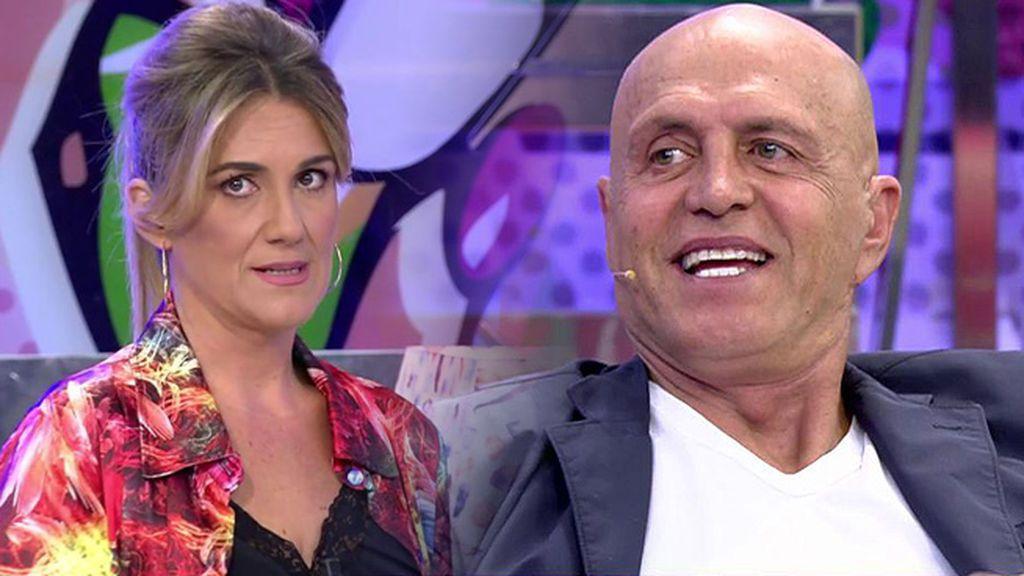 "Carlota Corredera zanja polémicas: ""Adoro a todos mis compañeros"""