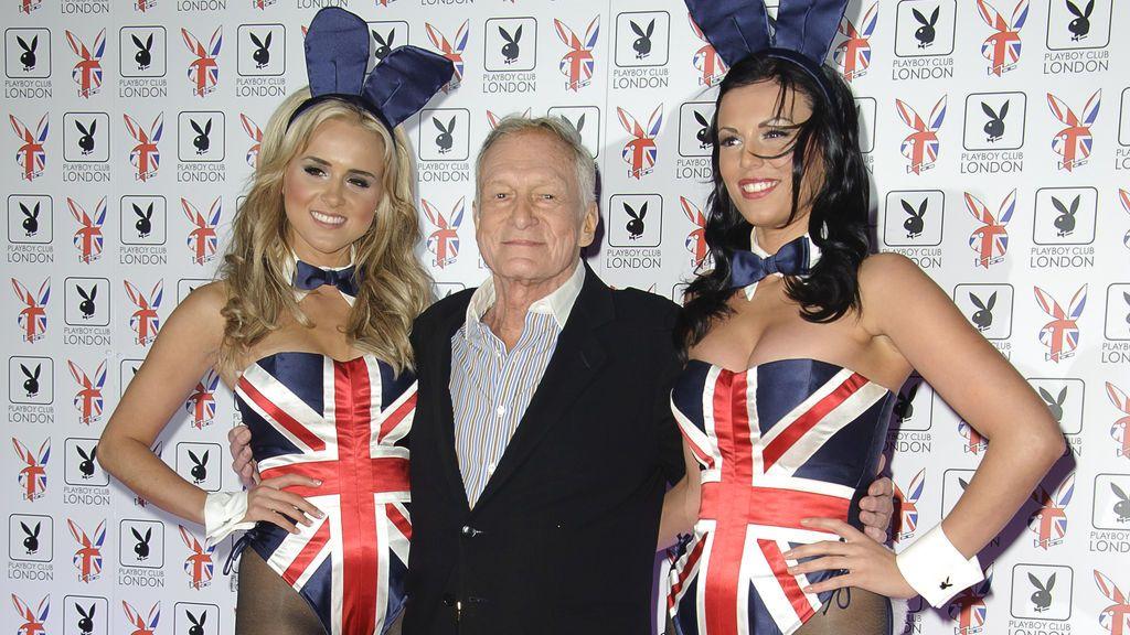 Hugh Hefner, fundador de la revista 'Playboy' falleció a los 91 años