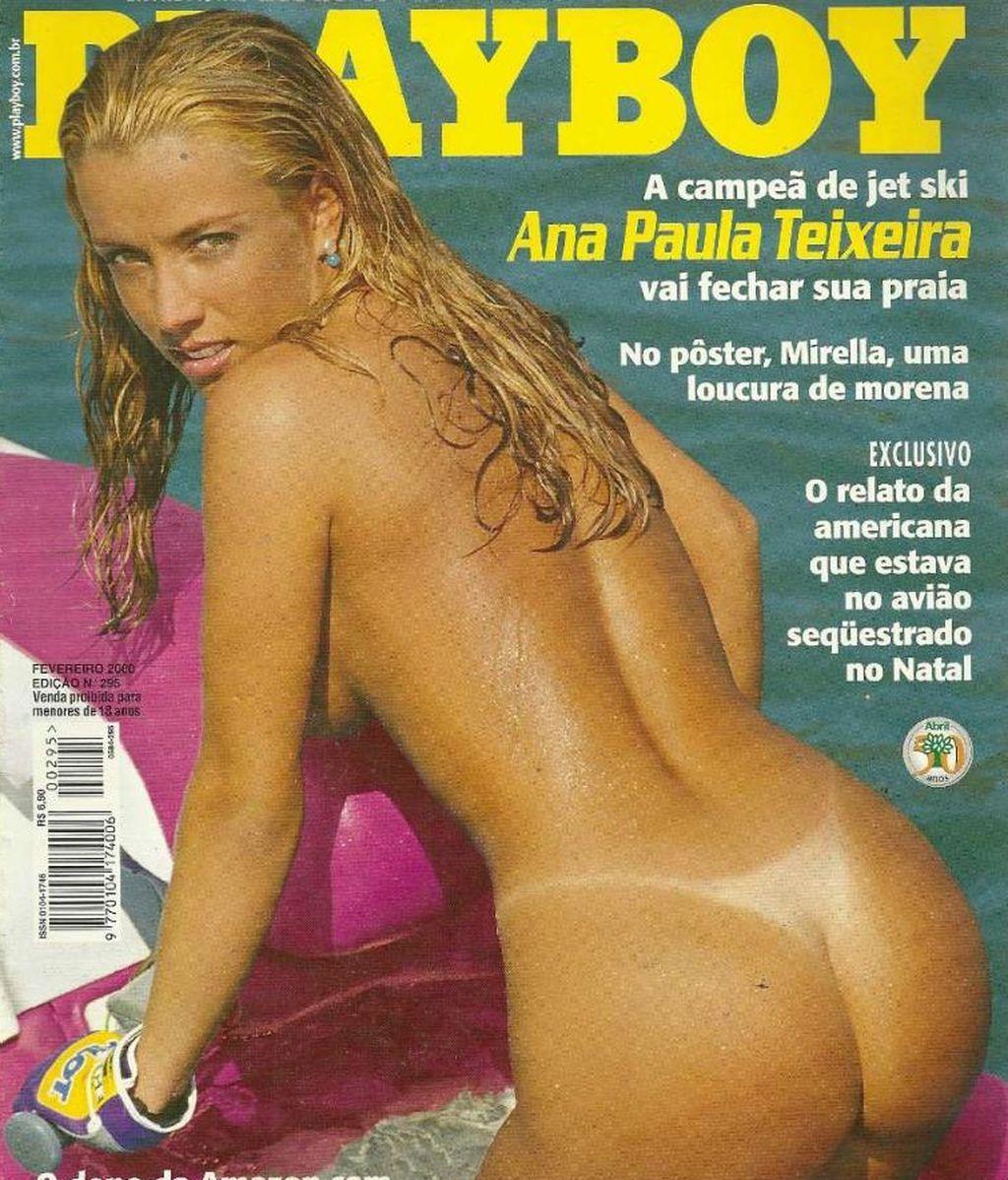 Ana Paula Teixeira, piloto de motos de agua