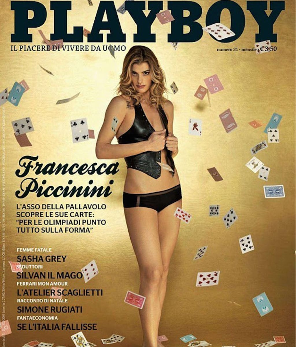 Francesca Piccinini, jugadora de voleibol italiana