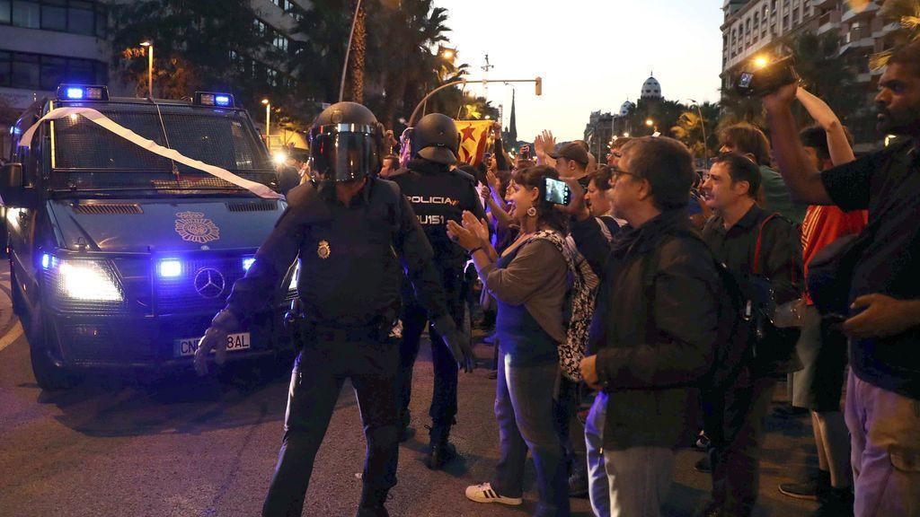 Los Mossos activan a los policías de las oficinas de servicios centrales el sábado y domingo
