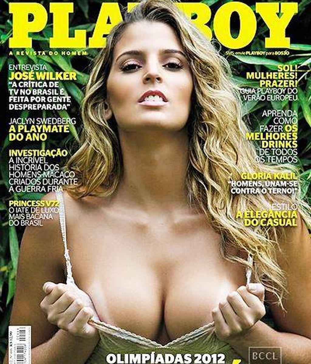 Mariana Andrade Costa, jugadora brasileña de voley