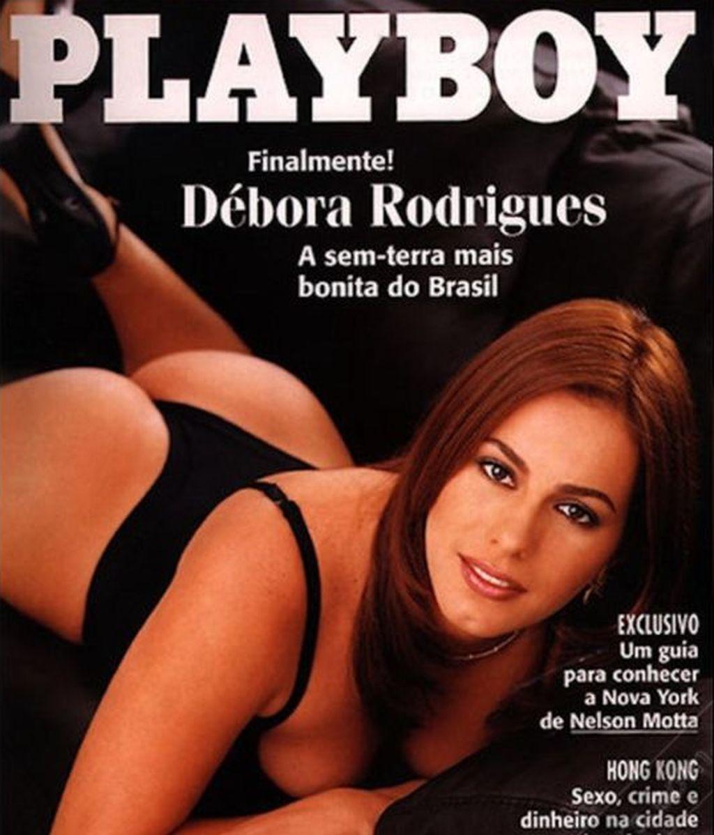 Débora Rodrigues, piloto de automovilismo brasileña