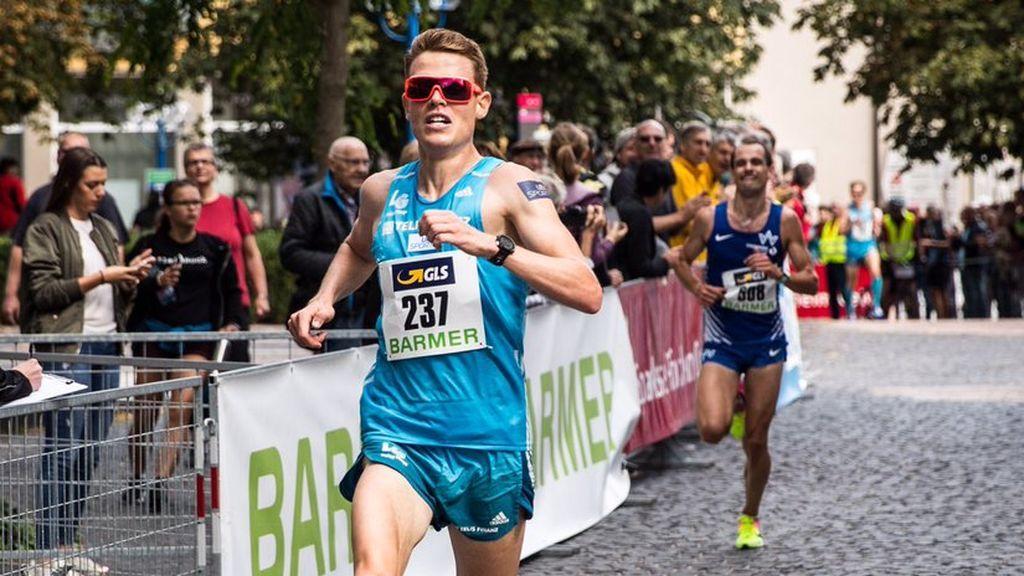 Un runner alemán busca al héroe que le salvó mientras corría una maratón en Berlín