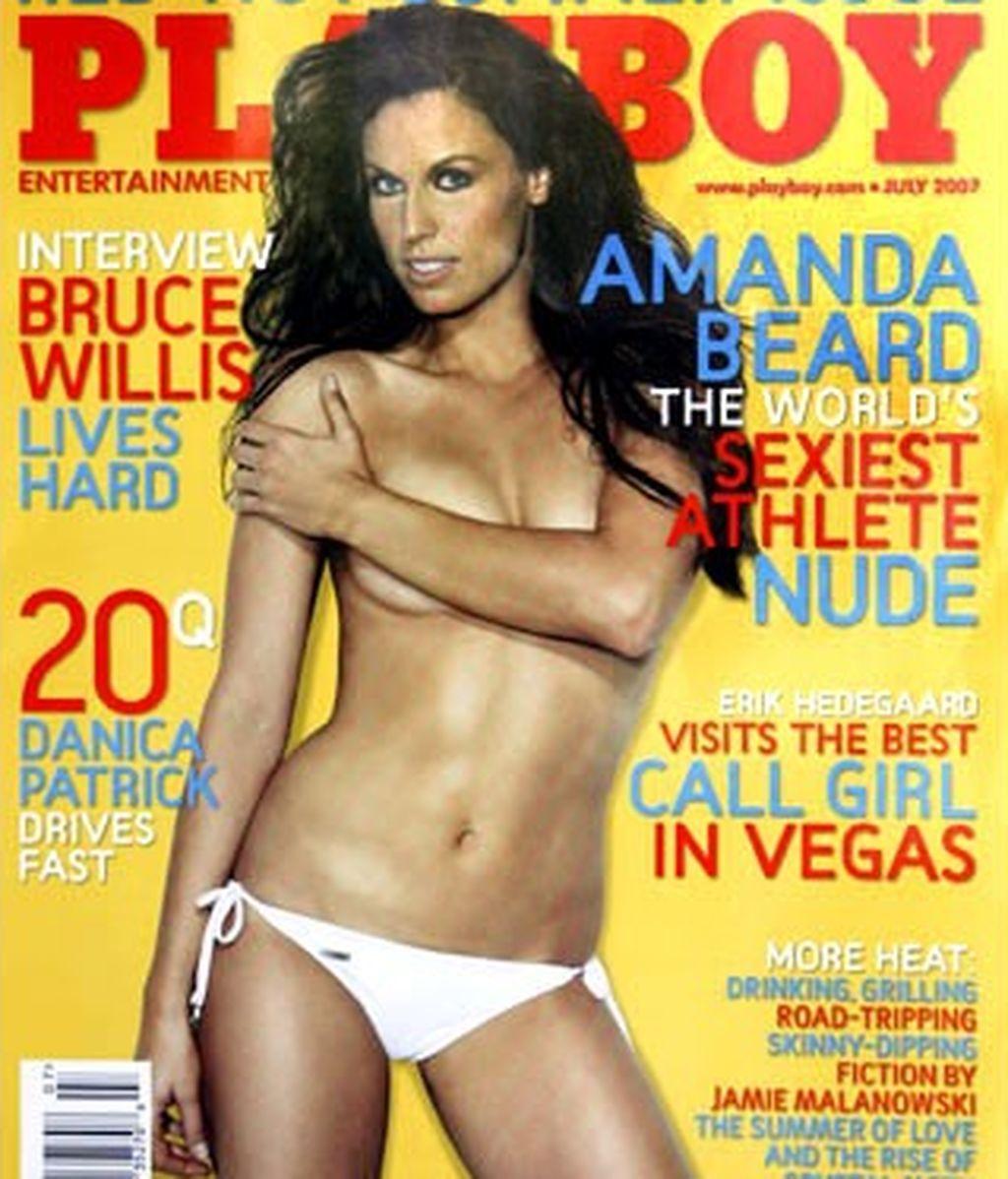 Amanda Beard, nadadora estadounidense