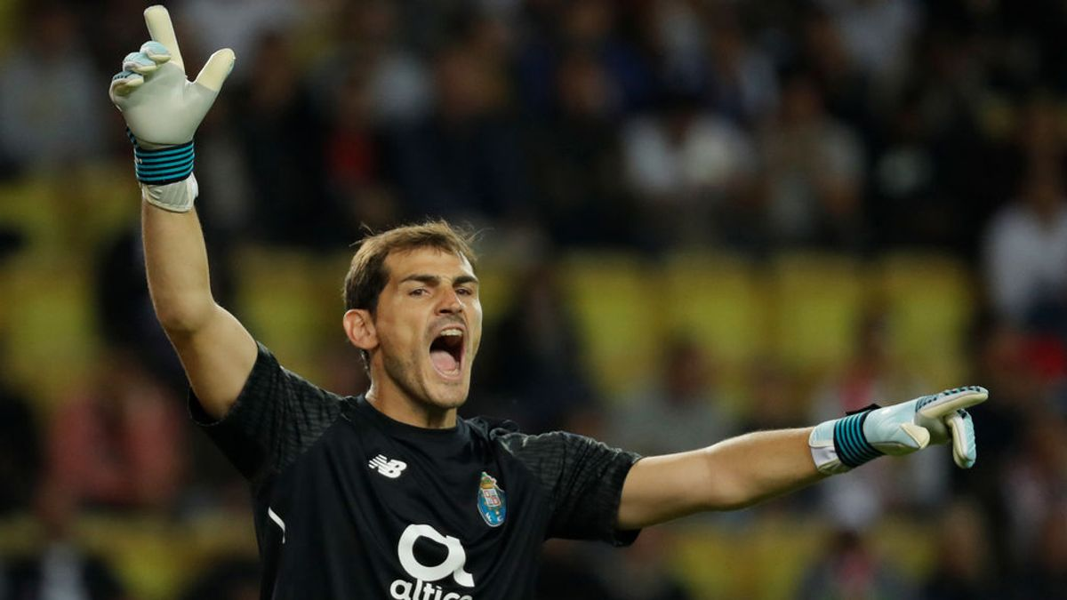 """La confesión de Iker Casillas en redes sociales: """"Me reiría a carcajadas pero..."""""""
