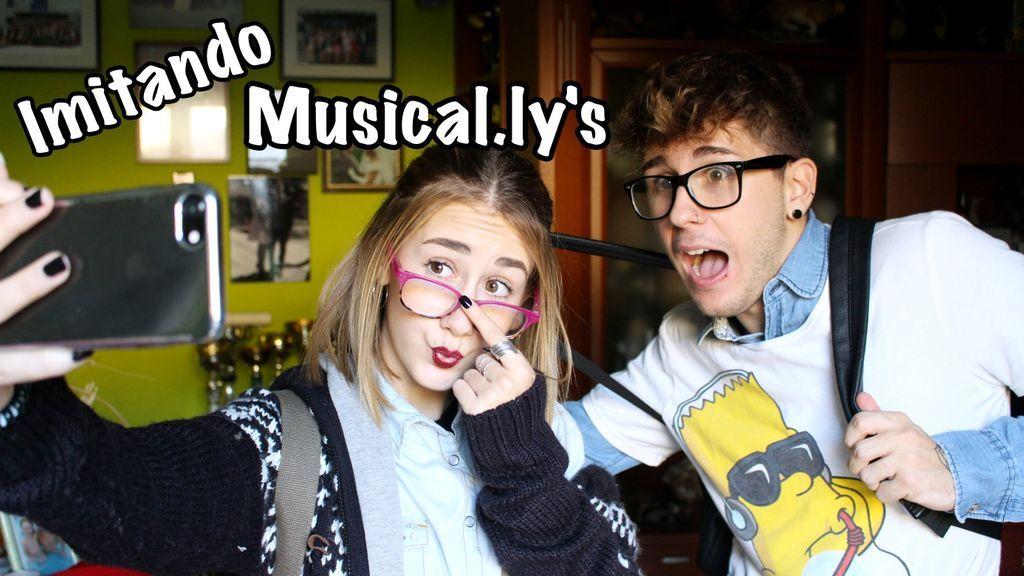 Los Jaso, motivación máxima, en su primer dúo en 'musical.ly'
