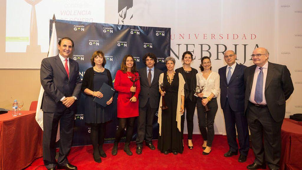 'Amores que duelen' recibe el Premio de Periodismo Fundación Grupo Norte contra la Violencia de Género