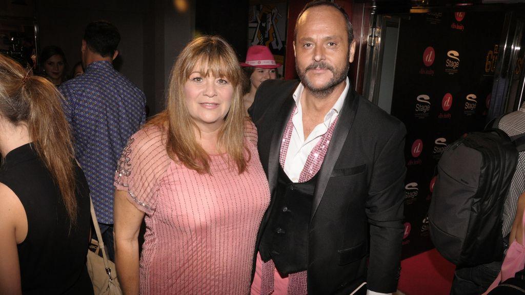 Marta Valverde y Nacho Montes