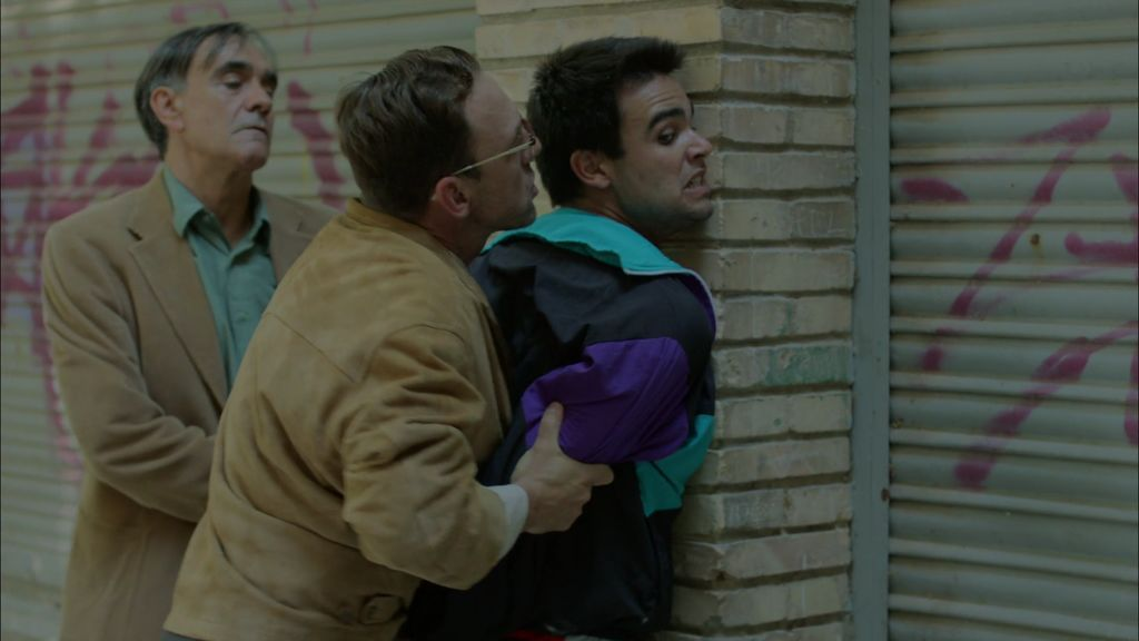 ¡El inspector Miguel Barea acorrala al presunto asesino de Mercedes!