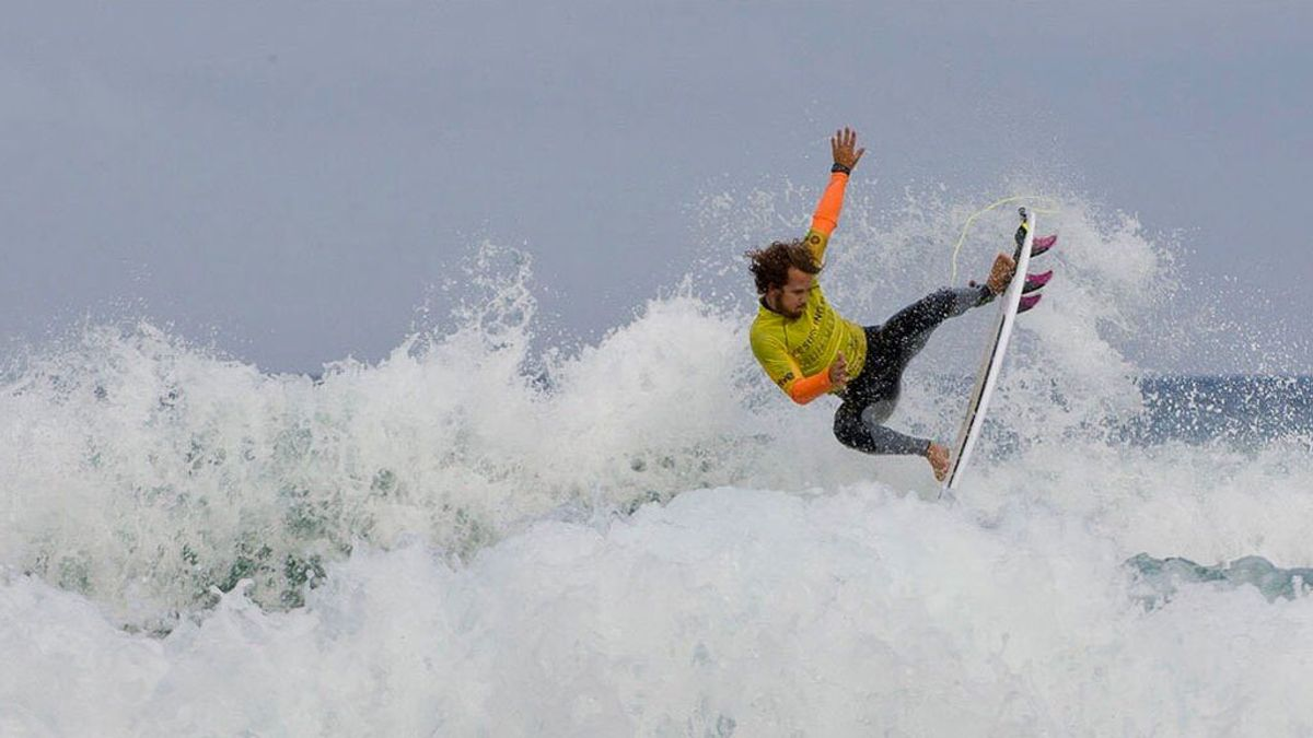 Surf, ¿el próximo gran filón del deporte español?