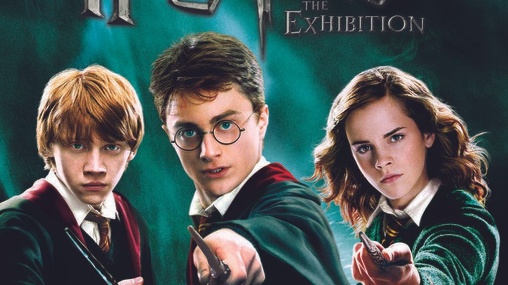 "La magia de ""Harry Potter: The Exhibition"" llega a Madrid en noviembre ⚡️💥"