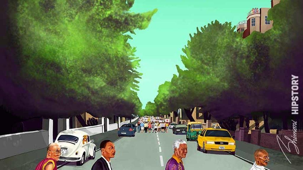 Las ilustraciones son obra de Amit Shimoni