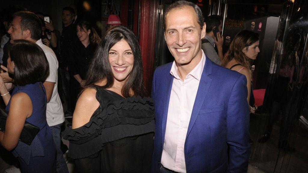 Marisol Muriel y Manuel Bandera