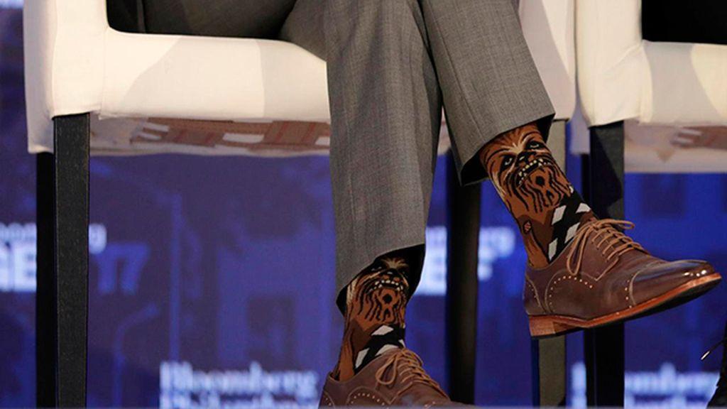Los calcetines de Chewbacca de Justin Trudeau y otros modelos cool ...