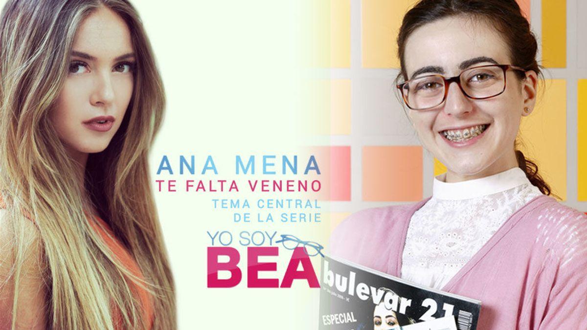 Así suena la mítica sintonía de 'Yo soy Bea', reinterpretada por Ana Mena