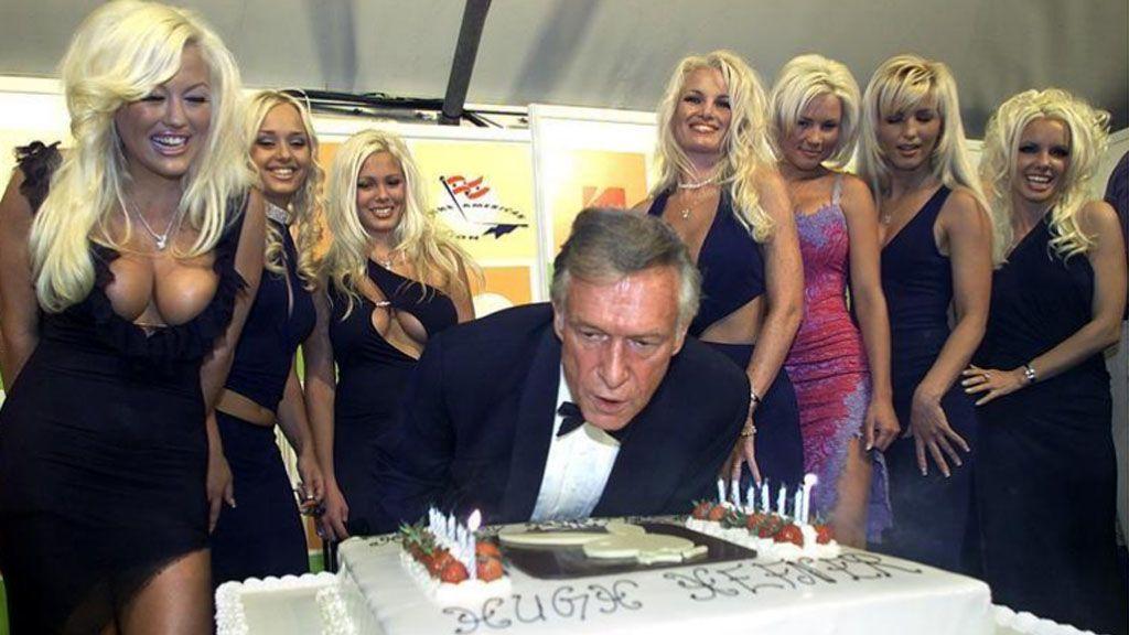 Hugh Hefner, el fundador de Playboy que inauguró la revolución sexual en los 60 (27 de septiembre)