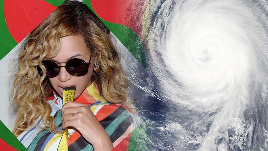 Beyoncé canta en español para ayudar con los huracanes (y le sale esta voz tan rara)