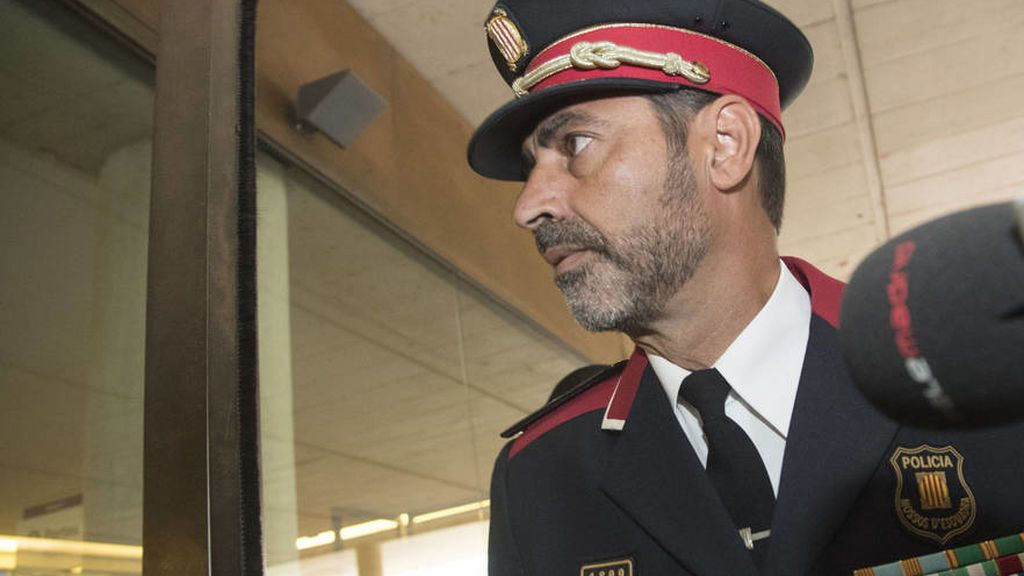 Mayor de los Mossos d'Esquadra, Josep Lluís Trapero