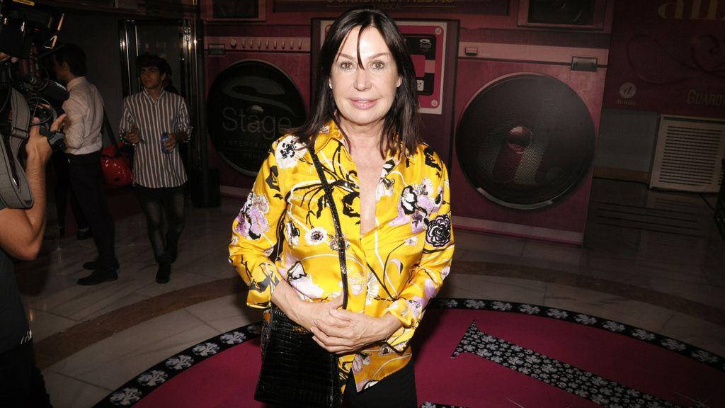 Carmen Martínez-Bordiú fue otra de las celebrities que quiso celebrar nuestro 6º aniversario