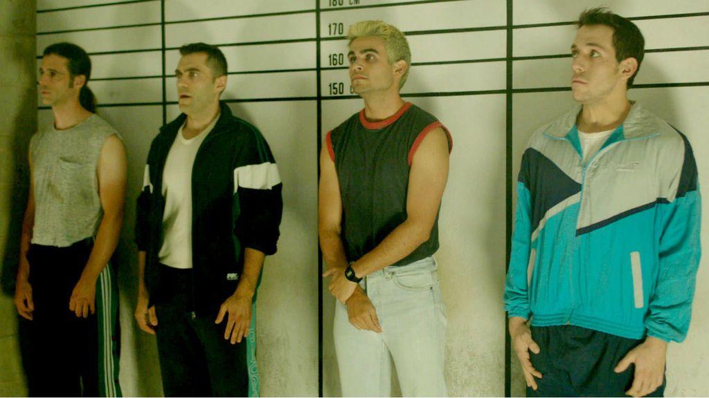 'Grupo 2: Homicidios' (T01xC03), completo