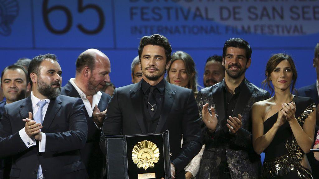 'The disaster artist' gana la Concha de Oro en el Festival de San Sebastián
