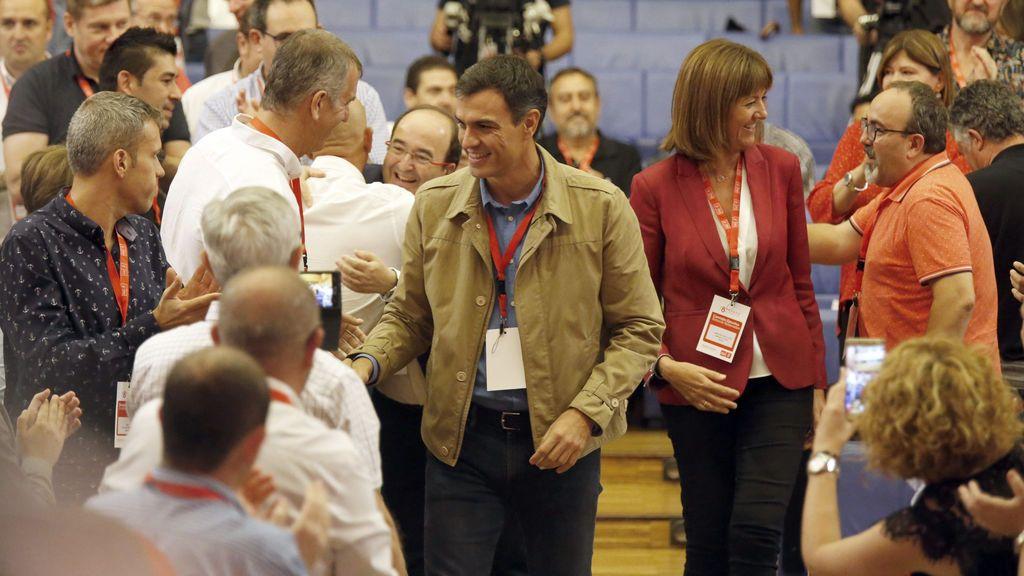 Pedro Sánchez pide no participar en el referéndum y que los independentistas vuelvan a la legalidad
