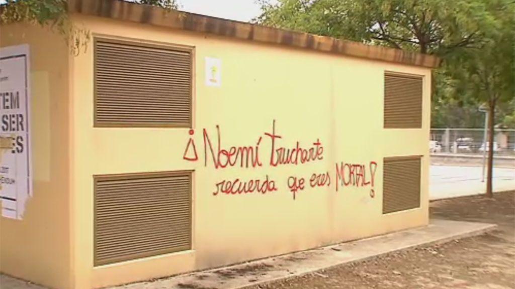 Una edil del PSC responde a quienes la amenazan por su rechazo al referéndum