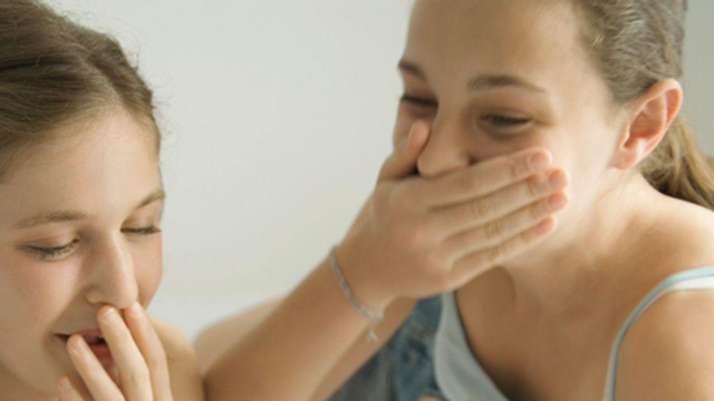 Los niños que no se ríen con el resto es más probable que desarrollen psicopatía
