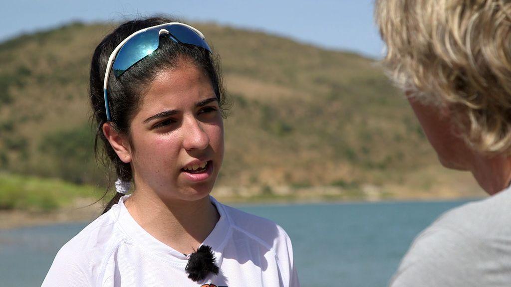 La superación de Teresa, un ejemplo para la gente de Zahara de la Sierra