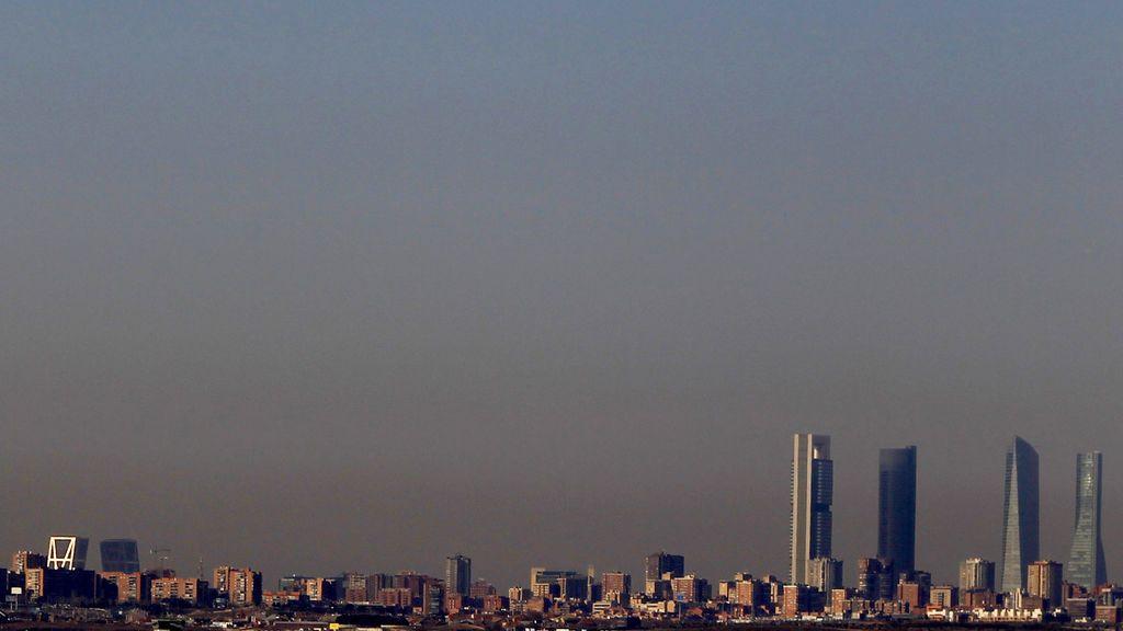 Desactivado para este lunes el Protocolo de Contaminación de Madrid