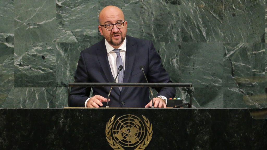 """El primer ministro de Bélgica condena la """"todas las formas de violencia"""" en Cataluña y reclama """"diálogo político"""""""