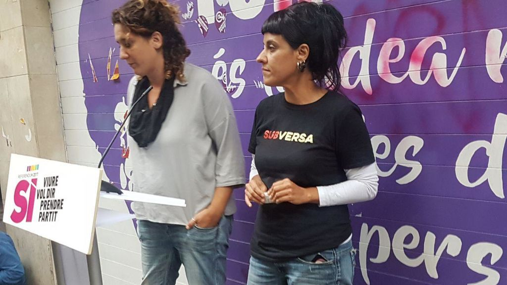 La CUP llama a secundar la huelga general del 3 de octubre