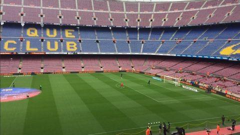 ¡El partido se juega! El Barcelona da marcha atrás y jugará ante Las Palmas 7b8bd809d3e