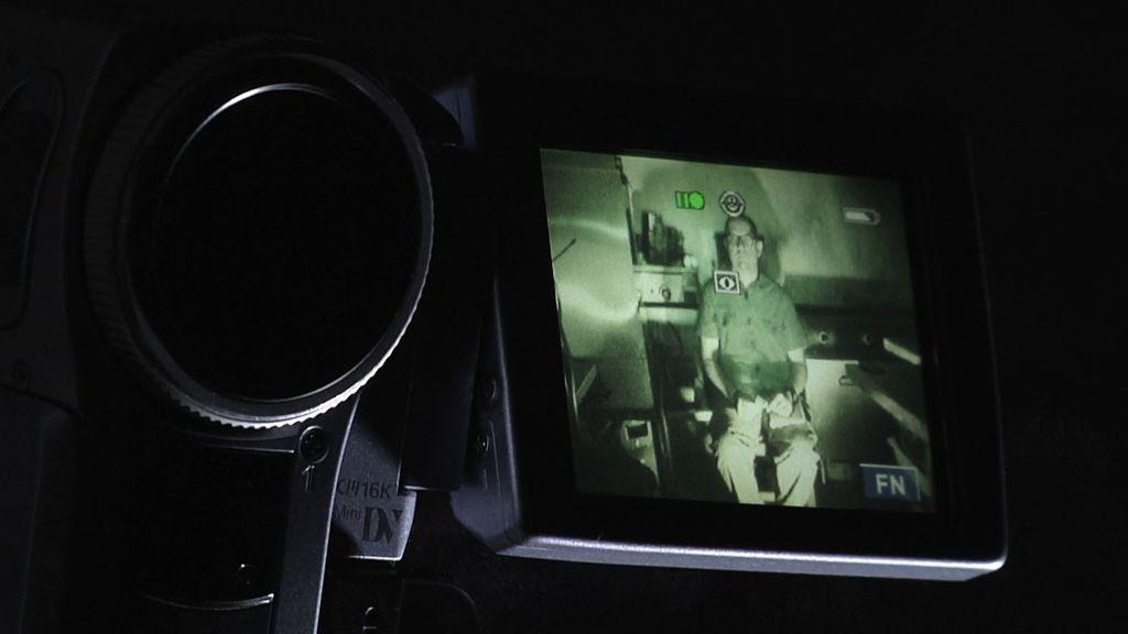 Un redactor del programa vive una experiencia paranormal durante un experimento