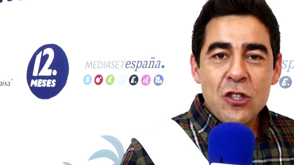"""Pablo Chiapella: """"Yo me comprometo con los niños y Amador también"""""""