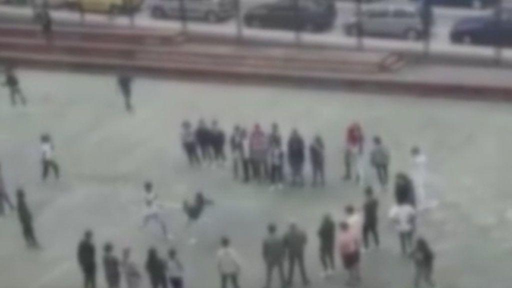 Continúan las quedadas entre menores para realizar peleas en La Coruña