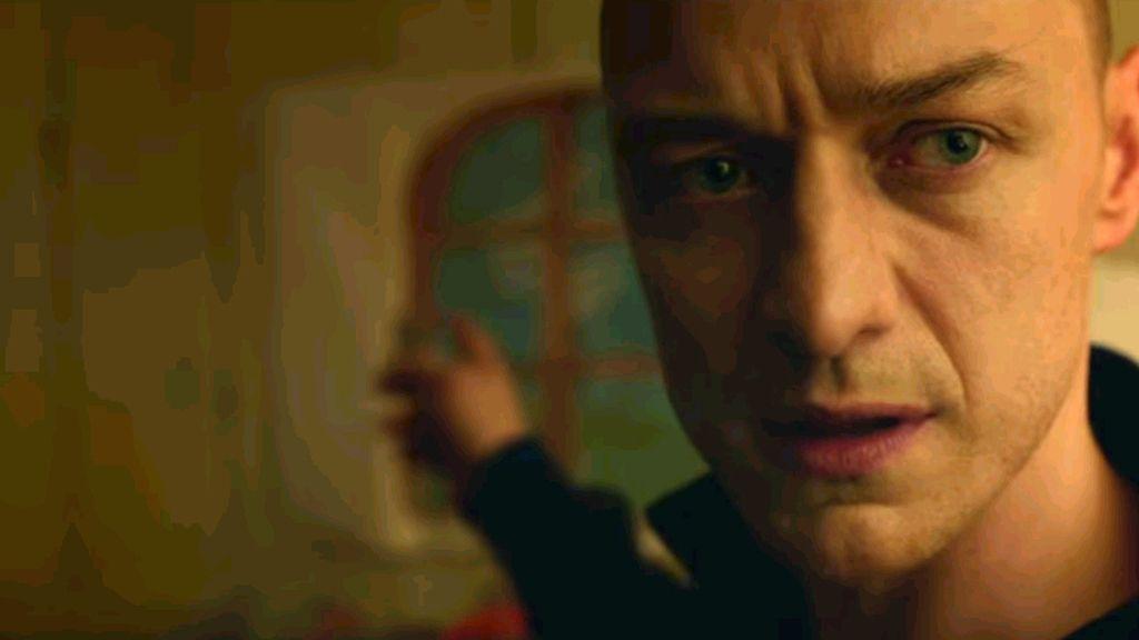 James McAvoy lucha por sobrevivir contra sus 23 personalidades en 'Múltiple'