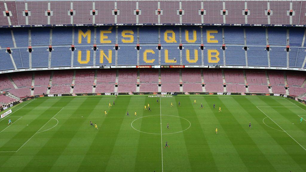 El tuit del Partido Popular que no ha gustado nada en el Barça