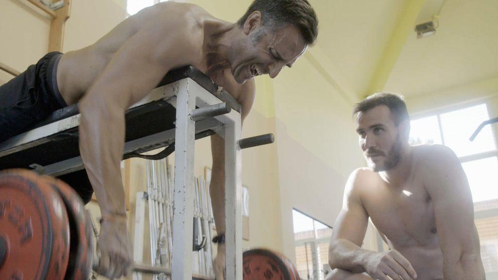 Saúl Craviotto comparte con Rafa Lomana el precio que paga por colgarse una medalla