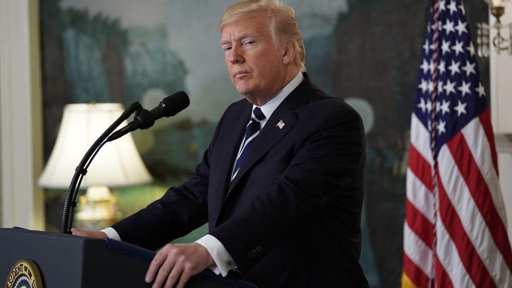 """Trump describe la masacre de Las Vegas como """"un acto de pura maldad"""""""