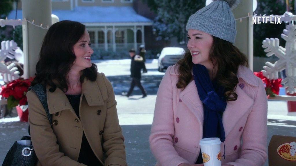 'Las chicas Gilmore' regresan una década después a Stars Hollow