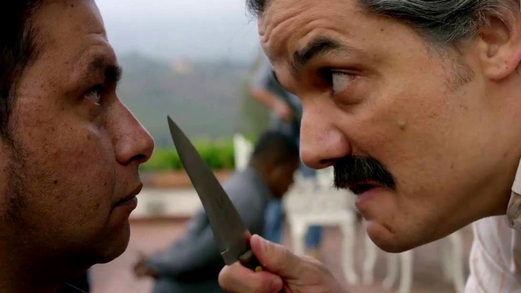 Todos quieren ver muerto a Pablo Escobar