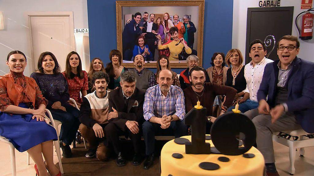¡Ganas de 'La que se avecina'! Los actores cuentan las horas para el estreno de la nueva temporada