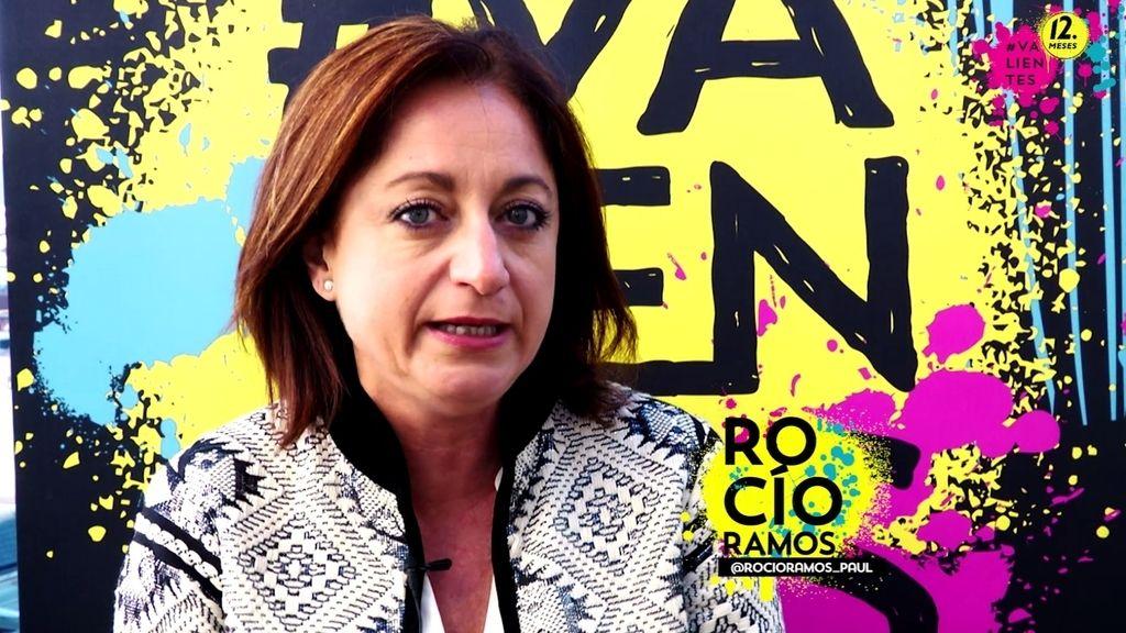 """Rocío Ramos: """"Los testigos necesitan que los adultos sepan responder ante la denuncia"""""""